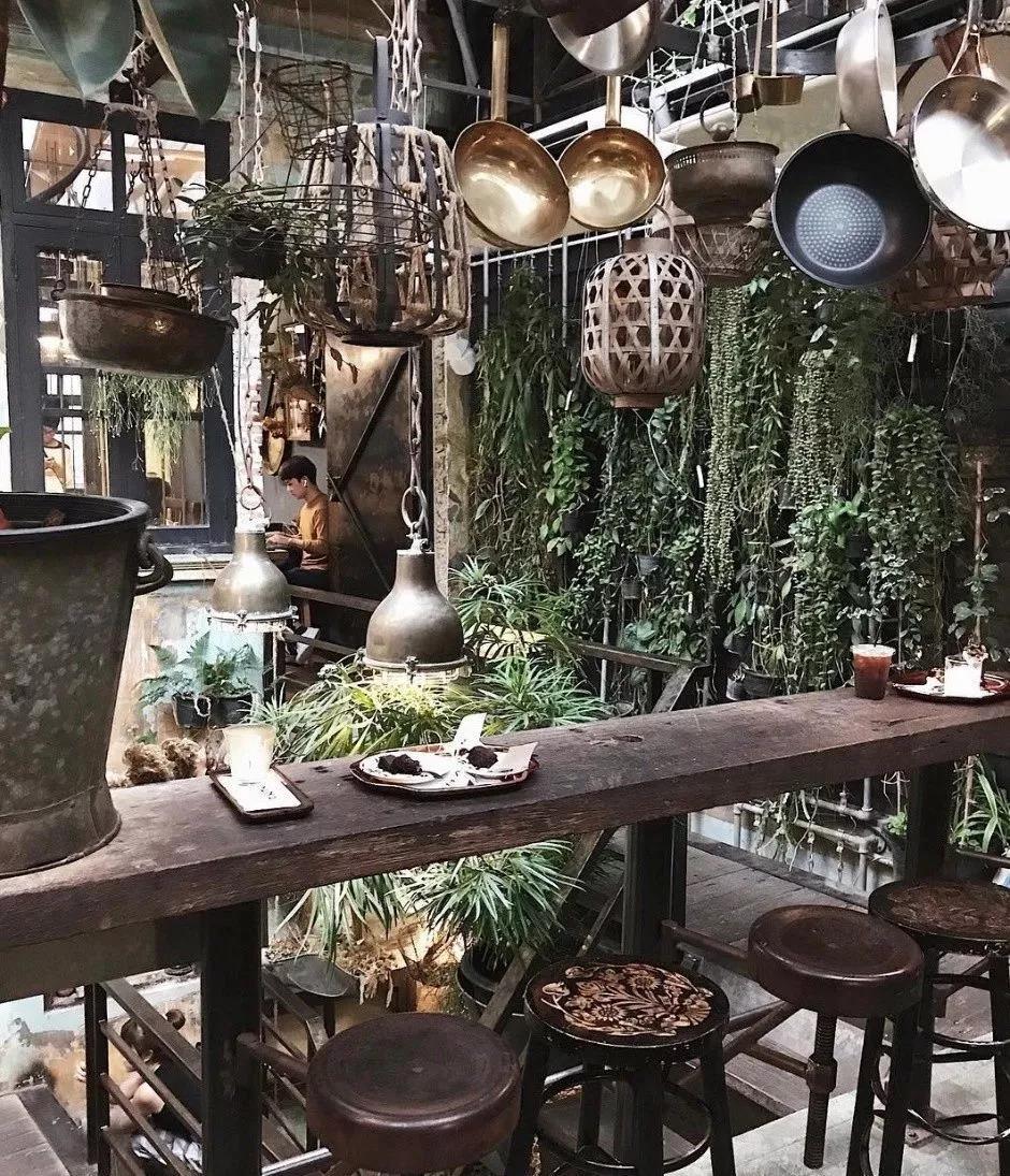 花艺咖啡店