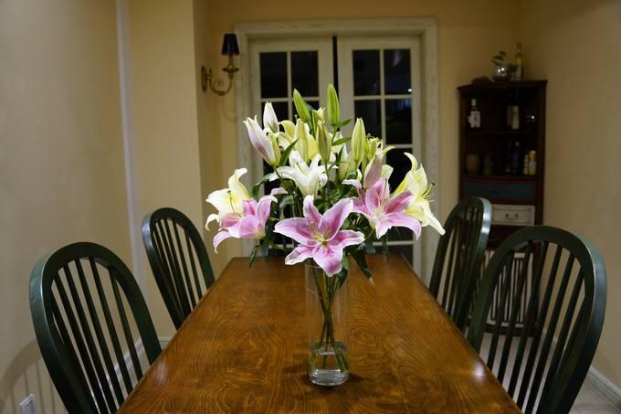 家庭花艺装饰